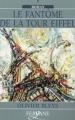 Couverture Le Fantôme de la Tour Eiffel Editions Feryane 2003