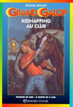Couverture Kidnapping au club