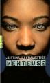Couverture Menteuse Editions Gallimard  (Pôle fiction) 2011