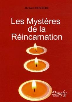 Couverture Les mystères de la réincarnation