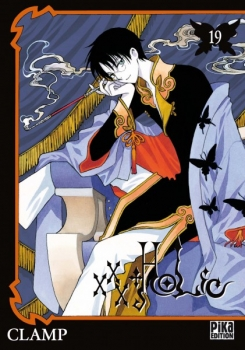 Couverture xxx Holic, tome 19