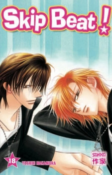 Couverture Skip Beat!, tome 18