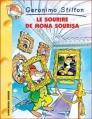 Couverture Le sourire de Mona Sourisa Editions Albin Michel 2003