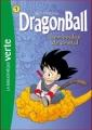 Couverture Dragon Ball (roman), tome 01 : Les boules de cristal Editions Hachette (Bibliothèque verte) 2010
