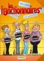 Couverture Les fonctionnaires, tome 07 : Ami public n° 1 Editions Bamboo (Humour job) 2006