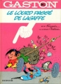 Couverture Gaston (1e série), tome 05 : Le lourd passé de Lagaffe Editions Dupuis 1986