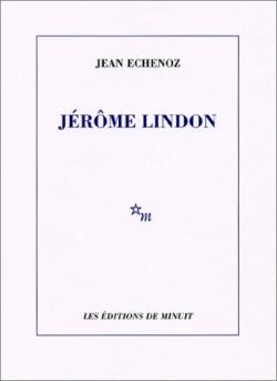 Couverture Jérôme Lindon