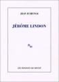 Couverture Jérôme Lindon Editions de Minuit 2001
