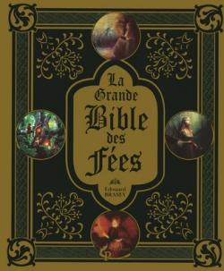 Couverture La grande bible des fées