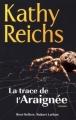 Couverture Les traces de l'araignée Editions Robert Laffont (Best-sellers) 2011
