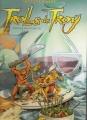 Couverture Trolls de Troy, tome 15 : Boules de poils, partie 1 Editions Soleil 2011
