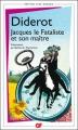 Couverture Jacques le fataliste / Jacques le fataliste et son maître Editions Flammarion (GF) 2007