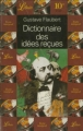 Couverture Dictionnaire des idées reçues Editions Librio 1997