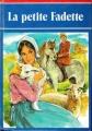 Couverture La petite Fadette Editions du Petit Marteau 1982