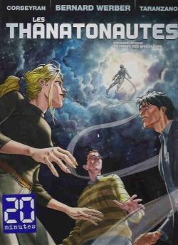 Couverture Les Thanatonautes (BD), tome 1 : Le temps des bricoleurs