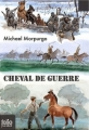 Couverture Cheval de guerre Editions Folio  (Junior) 2008