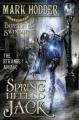 Couverture Burton & Swinburne, tome 1 : L'étrange affaire de Spring Heeled Jack Editions Pyr 2010