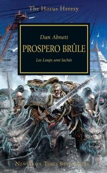 Couverture L'Hérésie d'Horus, tome 15 : Prospero brûle