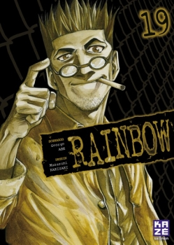 Couverture Rainbow, tome 19