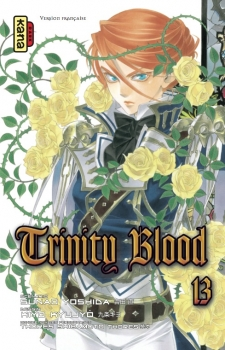 Couverture Trinity Blood, tome 13