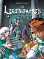 Couverture Les Légendaires, tome 14 : L'héritage du mal Editions Delcourt 2011