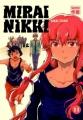 Couverture Mirai Nikki, tome 11 Editions Casterman (Sakka) 2011