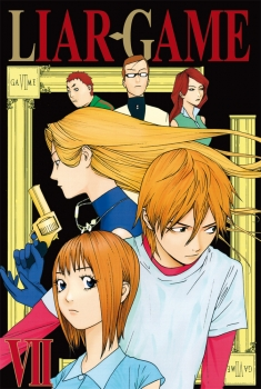 Couverture Liar game, tome 07