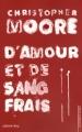 Couverture Love Story, tome 2 : D'amour et de sang frais Editions Calmann-Lévy (Interstices) 2009