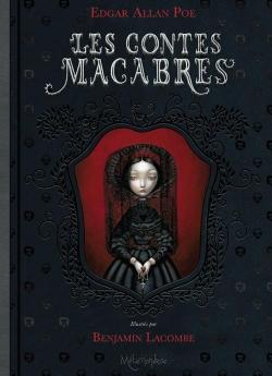 Couverture Les contes macabres