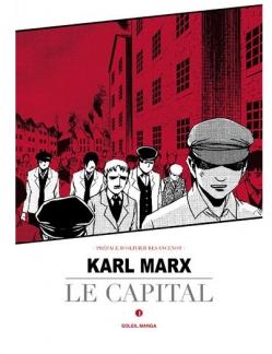 Couverture Le capital (manga), tome 1