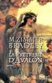 Couverture La Prêtresse d'Avalon Editions du Rocher 2001