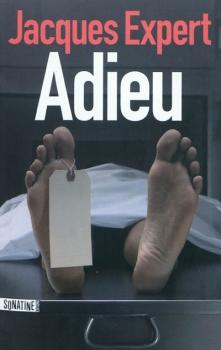 Couverture Adieu