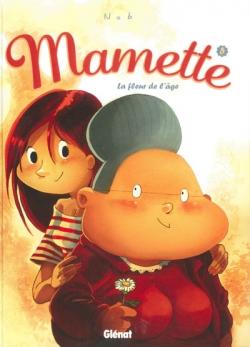 Couverture Mamette, tome 5 : La fleur de l'âge