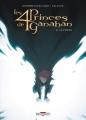 Couverture Les 4 Princes de Ganahan, tome 4 : Althis Editions Delcourt (Terres de légendes) 2007