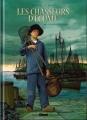 Couverture Les chasseurs d'écume, tome 1 : 1901, Premières sardines Editions Glénat (Grafica) 2011