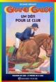 Couverture Un défi pour le club Editions Bayard (Poche - Passion de lire) 2000