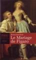 Couverture Le Mariage de Figaro Editions Maxi Poche (Théâtre) 2005