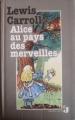 Couverture Alice au pays des merveilles / Les aventures d'Alice au pays des merveilles Editions France Loisirs (Jeunes) 1993