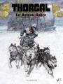 Couverture Thorgal, tome 33 : Le Bateau-Sabre Editions Le Lombard 2011