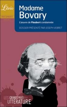 Couverture Madame Bovary : L'oeuvre de Flaubert Condamnée