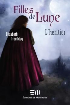Couverture Filles de Lune, tome 5 : L'Héritier