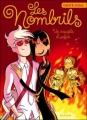 Couverture Les Nombrils, tome 5 : Un Couple d'Enfer Editions Dupuis 2011