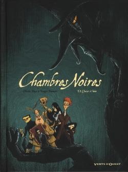 Couverture Chambres noires, tome 2 : Chasse à l'âme