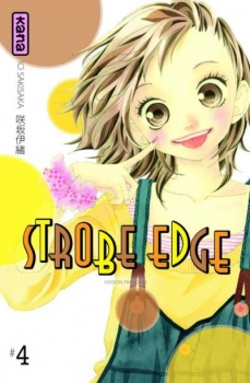 Couverture Strobe Edge, tome 04