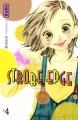 Couverture Strobe Edge, tome 04 Editions Kana (Shôjo) 2011