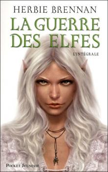 Couverture La Guerre des Elfes, intégrale