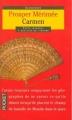 Couverture Carmen Editions Pocket (Classiques) 1990