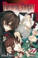 Couverture Vampire Knight, tome 14 Editions Panini 2011