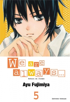 Couverture We are always..., tome 05