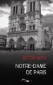 Couverture Notre-Dame de Paris Editions Lire Délivre 2011